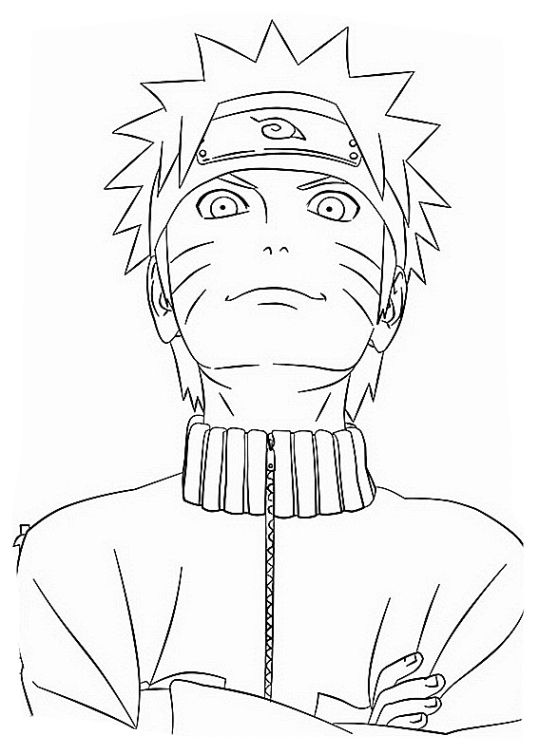 11 Beste Ausmalbilder Naruto Kostenlos 1ausmalbilder Com Naruto Drawings Anime Naruto Ausmalbilder