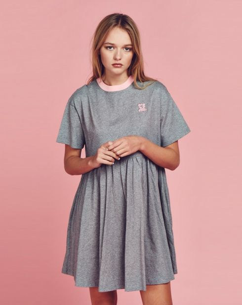 Lazy Oaf Puppy Icon Dress Clothing, Shoes & Jewelry : Women : Clothing : Active : gym http://amzn.to/2lL2x3Ehttp://www.lazyoaf.com/newin-viewall