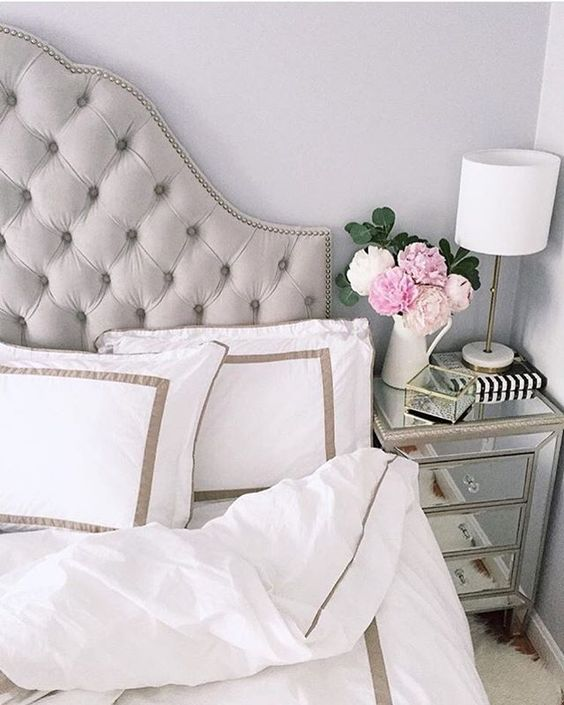 to @extrapetite for making it out of bed this morning. Pretty sure we would never leave this dreamy setup!  [Check out the link in our profile to shop these exact pieces she got #onOneKingsLane!] #MyOKLStyle #regram: