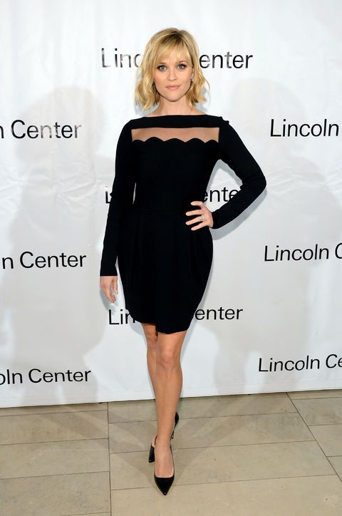 Reese Witherspoon | Valentino | LBD | Fashion:
