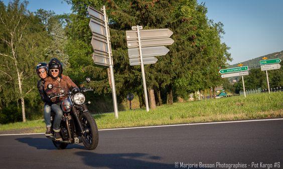 09/06/16 • Pot Kargo #6, motorcycle event in #Lyon, France. #KargoKulte #caferacer #custom #ride / photos © Marjorie Besson