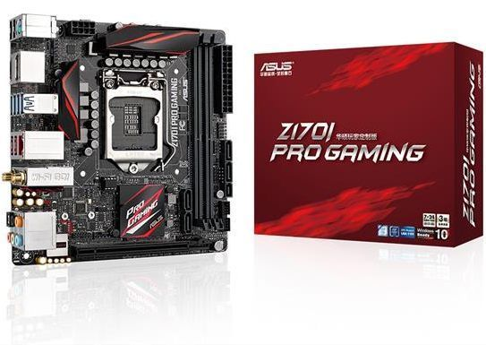Asus Z170i Pro Zocken Itx Motherboard Far Intel Lga1151 Cpus