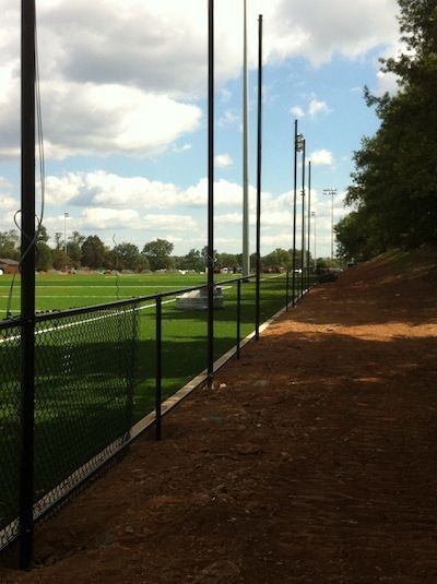 Chain link #fences give both a durable and cost-effective option. Repin and share! | Leesburg, VA | Beitzell Fence