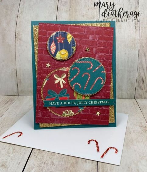 Jolly Mill Christmas 2020 Pin by Stephanie Mills on Cards in 2020 | Christmas stamps, Holly