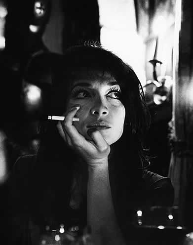 Juliette Greco is the most amazing French singer in the world. I could listen to her all day.
