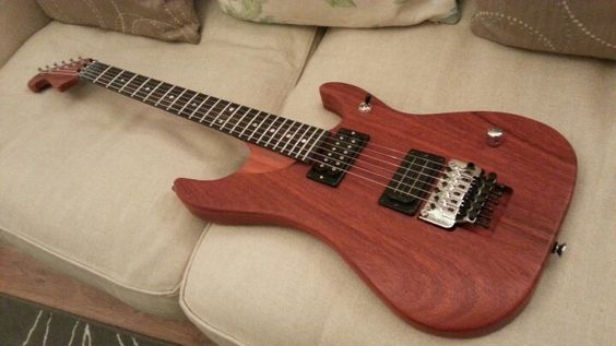 My Washburn N4 <3