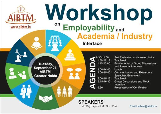 Students # participating # in # free # IT - interview workshop