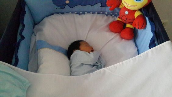 Rodrigo!!! Sleeping!!!