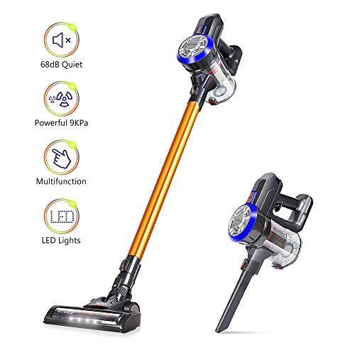 Chance To Win Ounuo Cordless Vacuum Cleaner 2 In 1 Lightweight Vacuum 9000 Pa Powerful Handheld Va Cordless Vacuum Cleaner Vacuum Cleaner Lightweight Vacuum