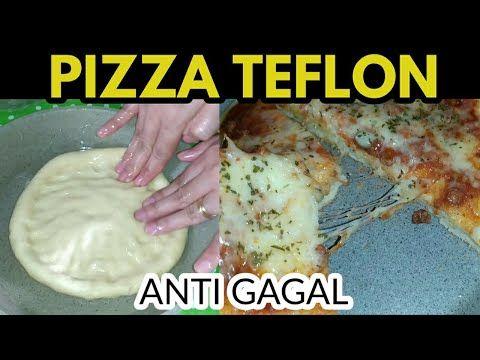 Resep Pizza Teflon Empuk Dan Lembut Anti Gagal Youtube Resep Pizza Gagal