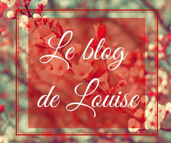 Le blog de Louise cover