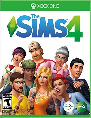 Sims 4 Xbox Black Friday In 2020 Sims 4 Ps4 Sims 4 Playstation 4