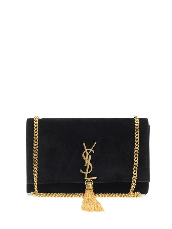 Cassandre tassel medium shoulder bag by: SAINT LAURENT