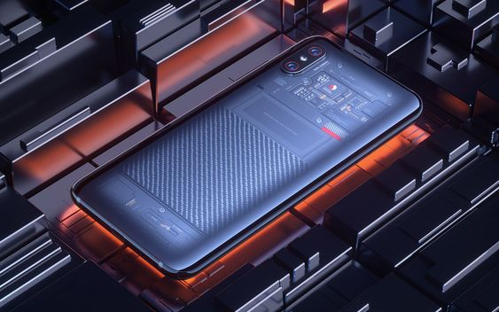 The Mi 8 Explorer Edition is the Chinese company's coolest-looking phone yet.