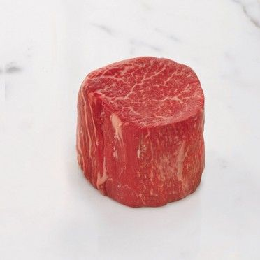For Hunter - Allen Brothers are maybe the best steaks in the world....you can go crazy with the Waygu beef, but I like just the plain USDA prime just as well. - 4 fillets (8 oz) $154.95  USDA Prime Filet Mignon : Complete-Trim raw