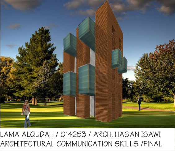 Lama Al Qudah‎Architectural Communication Skills-:
