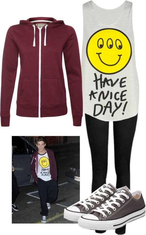"""Louis Tomlinson Outfit"" by hbar35 on Polyvore"