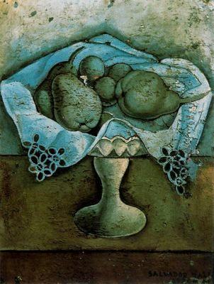 Naturaleza muerta - Salvador Dalí (1924)