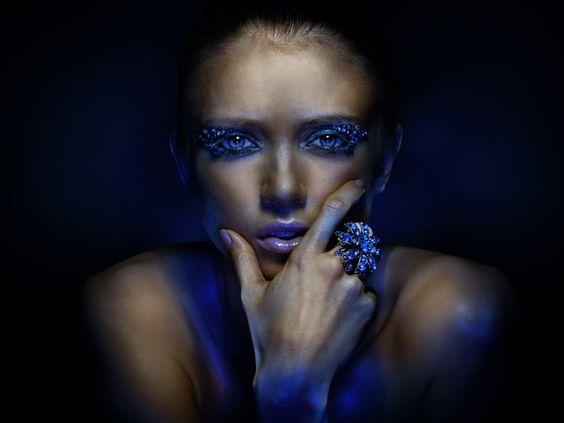 Amazing Beauty | Amazing beauty photography by Oleg Ti . Loving the blue hue ...