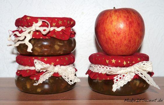 Advents-Marmelade