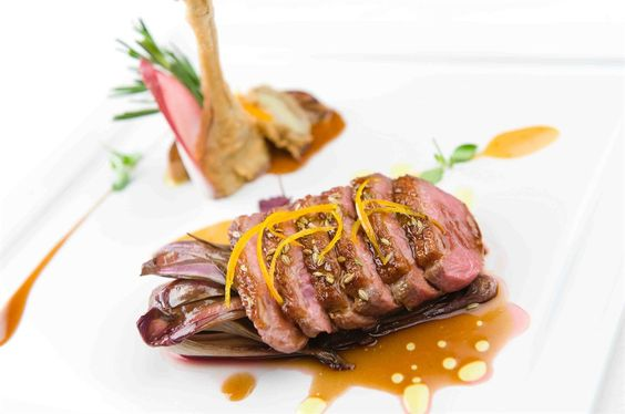 duck breast and more romantic loved ones a romantic ducks sauces ...