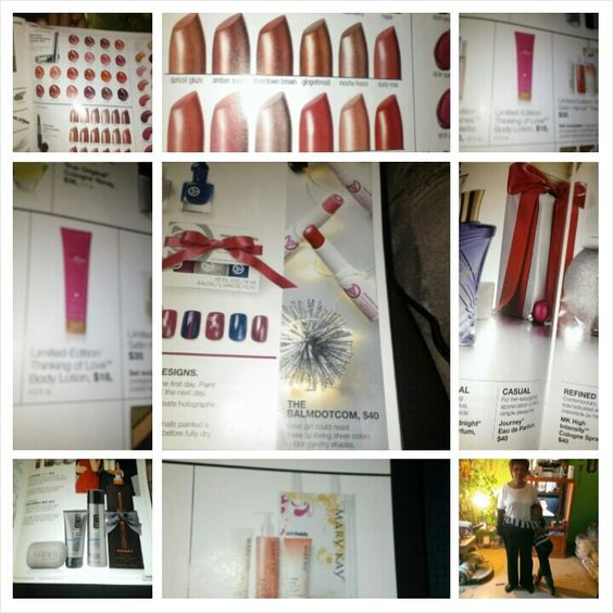 I am selling Mary Kay and these items are on sale now and until. December 18th thank u
