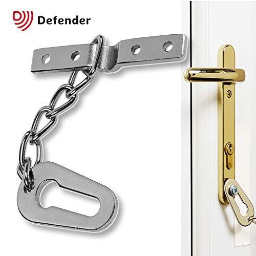 From 9 95 Defender Door Chain For Pvcu Doors Police Approved Door Chains Pvcu Doors Chain Lock