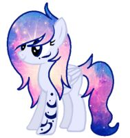[Auction] Galaxy Pony Closed by Paintingpone