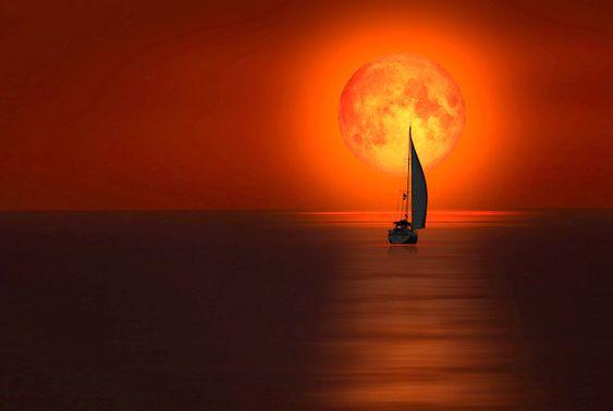 La Lune de Sang et l'Éclipse lunaire se produisent le 27 juillet: Lâchez les démons de votre passé