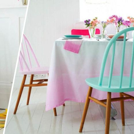 6 Amazing Ombre Ideas For Your Home Because It's Not Just For Pinterest