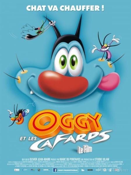Phim Mèo Oggy Và Những Chú Gián