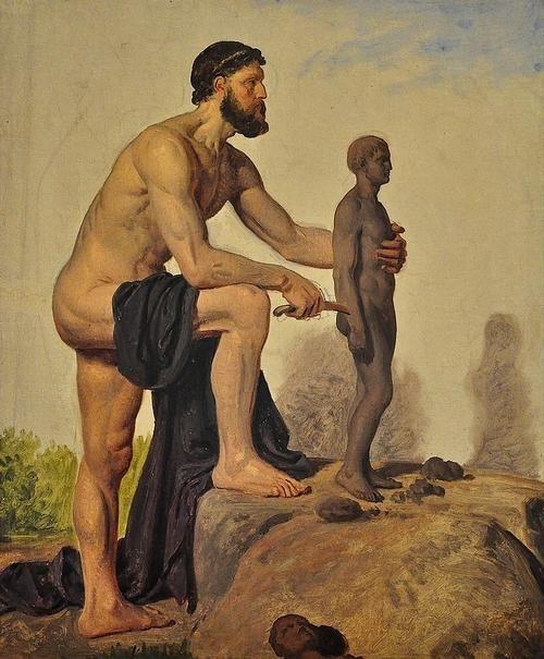 Wie was de Sumerische god Enki?