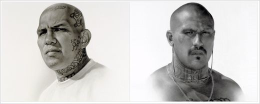 Drawings by Patrick Lee on http://inkbutter.com