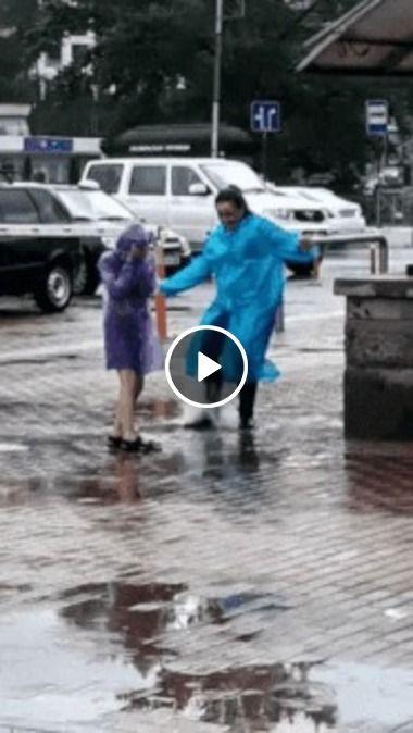 Dia de chuva como é bom!