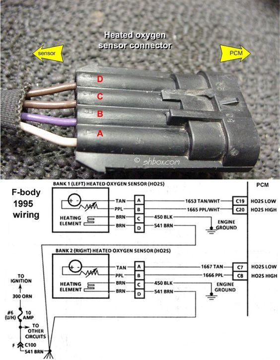 gm 4 wire oxygen sensor wiring diagram somurich com rh somurich com