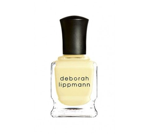 Deborah Lippmann Nail Lacquer in Build Me Up Buttercup