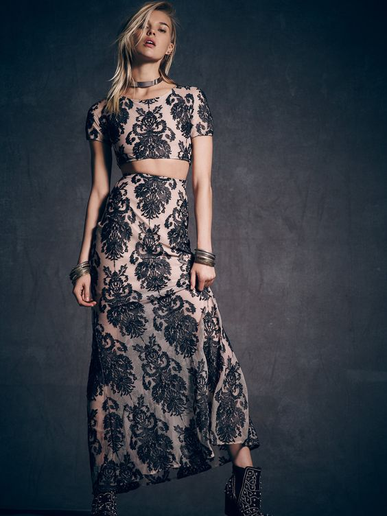 Free People Ethereal Maxi Set, $290.00