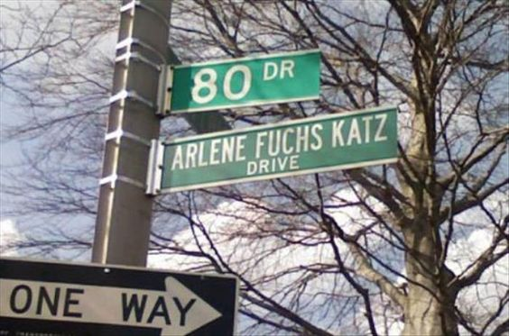 Living On One Of These Streets Would Be Fun Until You Had To Tell Someone Your Address 20 Pics Funny Road Signs Funny Street Signs Funny Signs