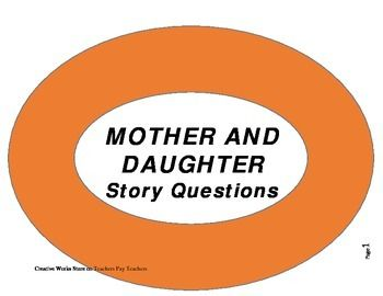 mother and daughter relationship test questions