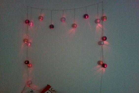 Boule lumière simple