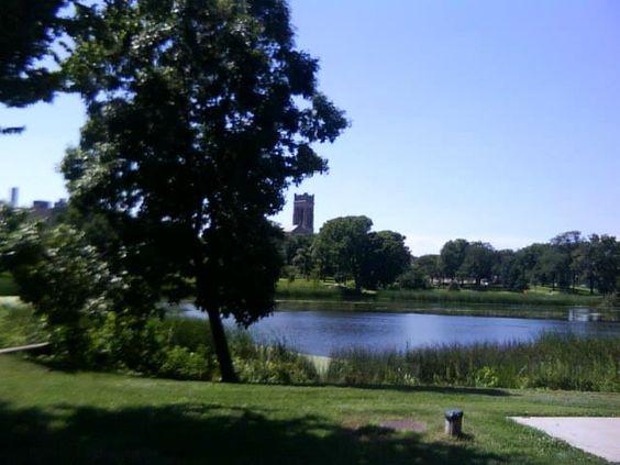 Loring Park, MN