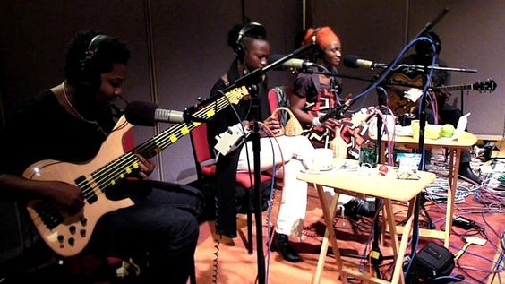 Acoustic Africa perform on Worldview by WBEZ