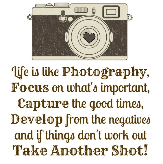 Image result for Life is like photography