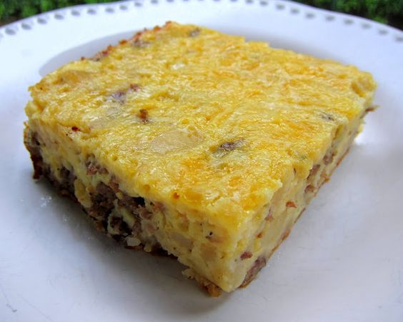Hash Brown Breakfast Casserole | Plain Chicken