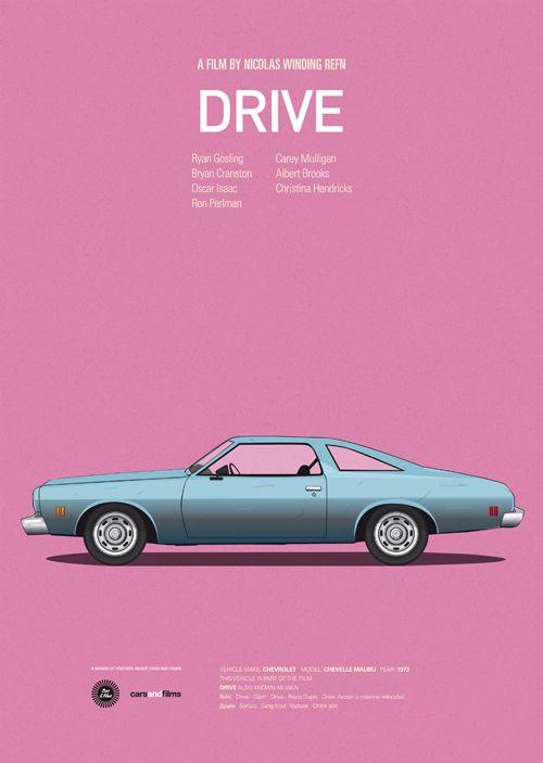 Brain Magazine - Page Pute - Des voitures et des films