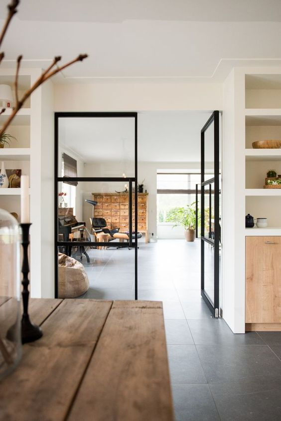 10 Ways To Incorporate Scandinavian Design Using Wood And Light House Interior Home House Design