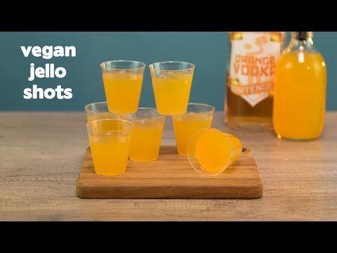 Vegan Jello Shots Tipsy Bartender Vegan Jello Shots Vegan Jello Jello Shots
