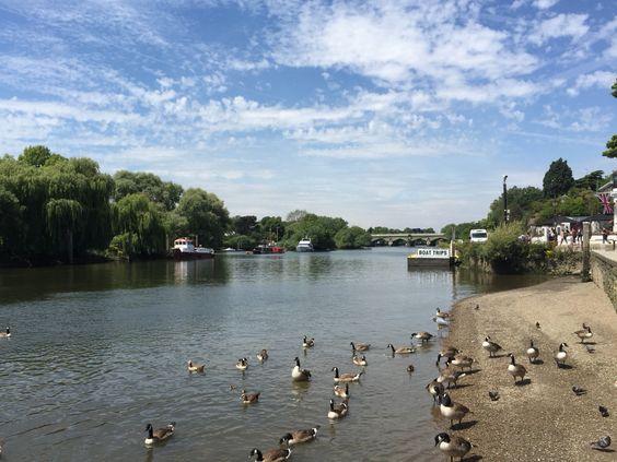 Richmond, London.