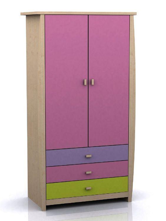 The Sydney Girls Colourful Wardrobe has contemporary designer ...