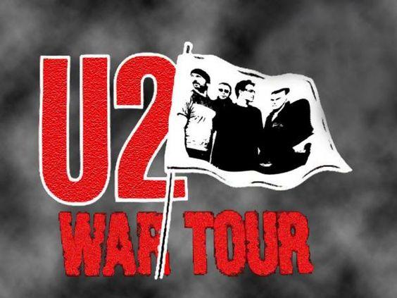 U2 Sunday, Bloody Sunday - The Last Idole Of Rock